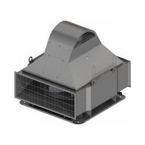 Крышные радиальные вентиляторы с выбросом потока в стороны УДАЛ-КРС